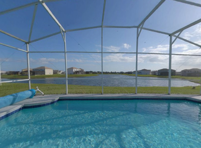 Executive Luxury Vacation Villa Disney Orlando Area